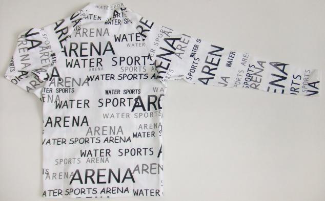 アリーナ【arena】レディースフィットネス水着トップスFLA-5712W