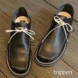 trippen(トリッペン)SHEET レザーシューズ sheet-waxsheet-wax-16【正規取扱店】【送料無料】