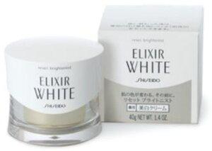 資生堂 エリクシールホワイト (ELIXIR WHITE) リセットブライトニスト 本体 40g 1個 薬用美白クリーム