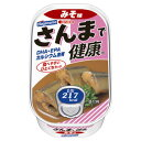 【訳あり】 賞味期限:2021年2月28日 はごろも さんまで健康 みそ味 (100g) 缶詰 おかず