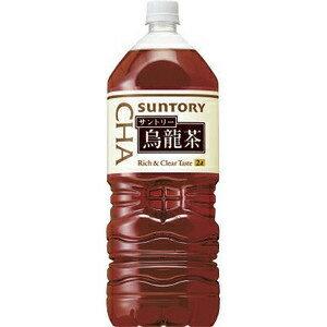 M6本セットサントリーウーロン茶(2L×6本入)ソフトドリンク烏龍茶ペットボトル