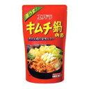 【訳あり】 賞味期限:2019年1月30日 エバラ キムチ鍋の素 スタンディングパック (750g)
