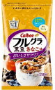 【MA 訳あり】 賞味期限:2018年2月4日 カルビー フルグラ 黒豆 きなこ味 (350g)
