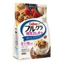 【訳あり】 賞味期限:2018年8月6日 カルビー フルグラ 糖質25%オフ (600g)