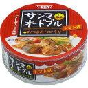 店内全品ポイント10倍〜[ym] SSK サンマ de オードブル トマト煮 (70g) 缶詰