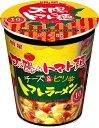 全品ポイント2倍〜♪[zr gen] 明星 太陽のトマト麺 チーズ&ピリ辛 トマトラーメン (98g)