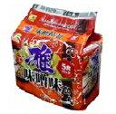 【特価】 麺のスナオシ 雅 味噌拉麺 5食パック(430g) インスタントラーメン [02P03Dec16]