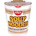 【訳あり】 賞味期限:2018年8月6日 日清食品 スープヌードル カレー (71g)