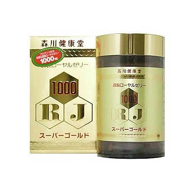 Aスーパーゴールド1000(60錠)ローヤルゼリー配合