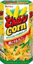 店内全品ポイント10倍〜【zr※】ハウス とんがりコーン 焼とうもろこし (80g) スナック菓子