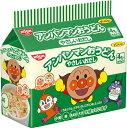 【訳あり】 賞味期限:2019年7月12日 日清 アンパンマンおうどん やさしいおだし 4食入り (22g×4)