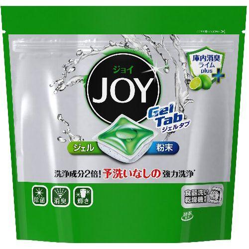 P&G ジョイ JOY ジェルタブ (23個入) 食器洗い乾燥機専用洗剤