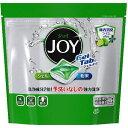 店内全品ポイント10倍〜P&G ジョイ JOY ジェルタブ (23個入) 食器洗い乾燥機専用洗剤