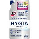 【※ zr ME】トップ HYGIA(ハイジア) つめかえ用(360g) 1個 洗濯用洗剤