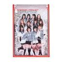 [zr] AKB48グッズ きらりんミラー 赤 /AKB48 オフィシャル 正規品