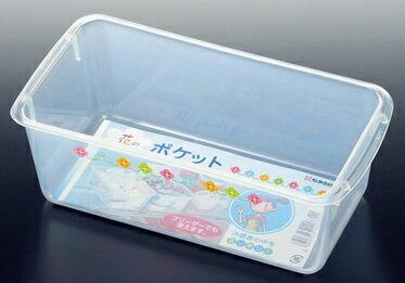 【scb※】 花のポケット K177 冷蔵庫収納 【O】