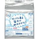 【T】 エルモア いちばん 毎日のぬれタオル 詰替 (240枚)