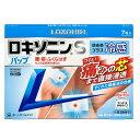 【第1類医薬品】 第一三共ヘルスケア ロキソニン S パップ (7枚) 外用鎮痛消炎剤