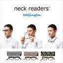 Bayline 『neck readers blue light cut』 ネックリーダーズ ウェリントン (コンパクトに持ち運べるケース付!) 機能性を追求した新感覚PCメガネ 【あす楽対応】 PCメガネ ベイライン ブルーライト
