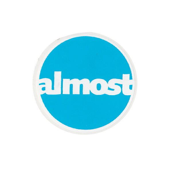 ステッカー【almost】オールモスト【ステッカー】【スノーボード】【スケボー】【スノボ】スポーツ・アウトドア ストリート系スポーツ