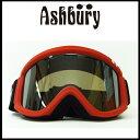 Ashbury WARLOCK RED 2014-15モデル【あす楽対応】【ゴーグル】【アシュベリー国内正規品】スポーツ・アウトドア ウインタースポーツ スノーボード ゴーグル align=