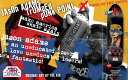 BLACKLABEL JASON ADAMS TRUMPED 8.62 X 32.5 スポーツ・アウトドア ストリート系スポーツ デッキスケートボード スケボー sk8 デッキ..