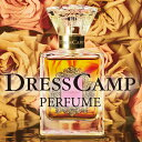 DRESS CAMP PERFUME GOLD ドレスキャン...