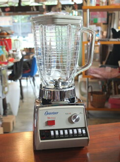 オスタライザー Oster vintage-Brenda 16 speed dual range pulse function with Osterizer Blender