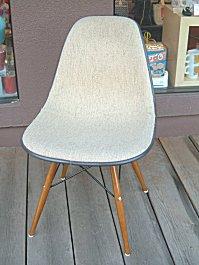 Eames Herman Miller original beige fabric サイドシェル eames herman miller Sideshell