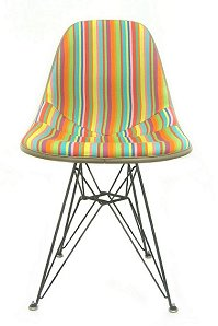 Eames Herman Miller side shell Chair Giraldo mirror-bright herman miller EAMES Sideshell