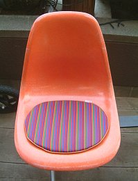 For Eames seat pad Alexander Gerard ジェイコブスコート-bright SCOOPS original
