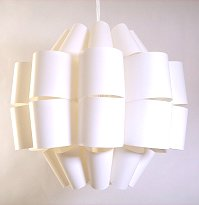 -Light lighting artist Otani seafood produce art polypropylene Lampshade Don Don