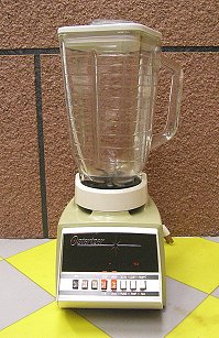 オスターライザー vintage-Brenda dual-range 10 unused deadstock juicer-Blender
