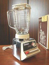 オスターライザー vintage-Brenda Galaxy デュアルマ chick 14 fully unused deadstock juicer mixer