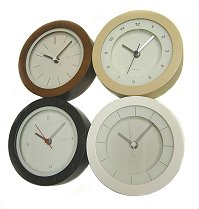 Wall clock-Seiko socie size S Office and every other Unisex Watch sweep seconds