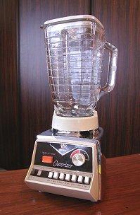 オスターライザー vintage Brenda Imperial tacchin pulse 14 juicer & mixers