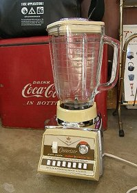 オスタライザー Brenda Imperial dual cycle of parsma TIC 16 vintage and original juicer Blender Osterizer