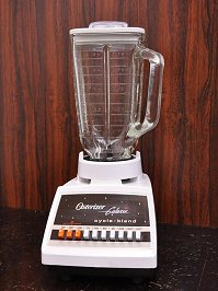 オスタライザー Brenda vintage original Galaxy cycle blending Osterizer Blender juicer