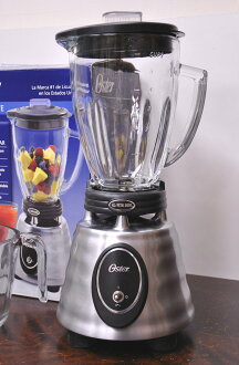 オスタライザー classic Blender osterizer 600 W pulse function with unused current new original Blender juicer