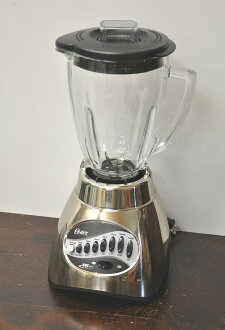 オスタライザー Brenda 16 speed osterizer 450 W pulse function with unused current new original Blender juicer