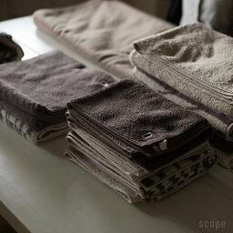 <strong>スコープ</strong> / ハウスタオル ベージュ フェイスタオル [scope house towel]