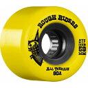 BONES WHEELS ボーンズウィール/BONES ATF ROUGH RIDERS YELLOW/スケートウィール/国内正規品!!サイズ:59mm 80a...