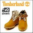 ティンバーランド メンズ ブーツ ロールトップ 2WAY Timberland ROLL TOP TB06525B ウィート/アズテック