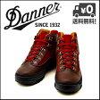 ダナー メンズ マウンテンブーツ 防水 雨 雪 靴 シューズ 2E アウトドア タウンユース トレッキング 登山靴 バカブス Danner BACABS D-1230 ダークブラウン/レッド 10P09Jul16