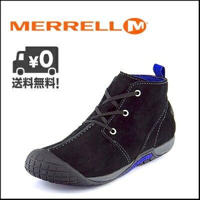 MERRELL(メレル)PATHWAYMIDLACE(パスウェイミッドレース)J41555ブラック
