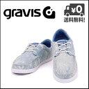 グラビス スニーカー メンズ GRAVIS SKIPPER(スキッパー) 12861100 318 パーム【メンズバーゲン】