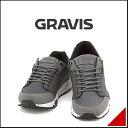 グラビス メンズ ローカット スニーカー ターマックNXエクスペディション GRAVIS TARMAC NX EXP 16293100 グレー