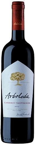 アルボレダ カベルネ 750ml [チリ/赤ワイン]【父の日】【梅雨】gift
