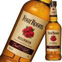 ショッピングウイスキー フォアローゼズ 40度 700ml 正規品 あす楽対応 [アメリカ/FourRoses/ウイスキー/フォアローゼス]【母の日】
