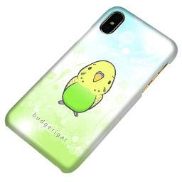 セキセイインコ Iphone ケースの通販ならモバイルショッピング Net